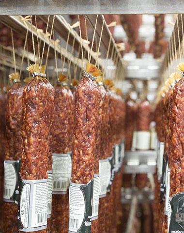 Мясное производство